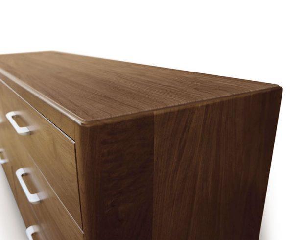 Copeland Contour Bedroom Wood Top