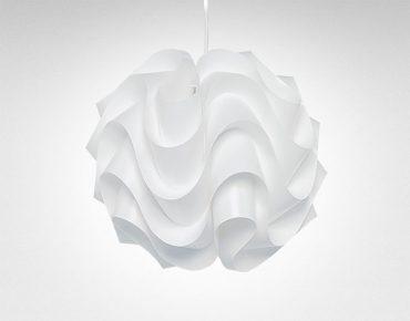 Le Klint Pleated Pendant Light 172B