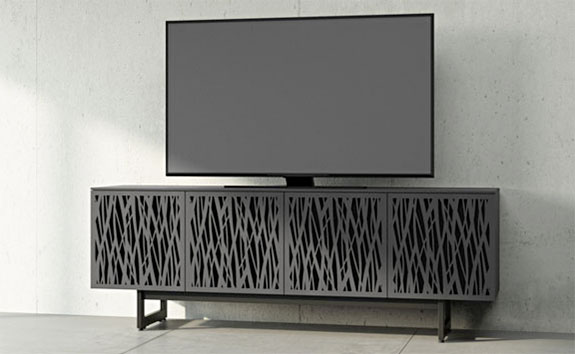 Exceptionnel BDi Elements Contemporary Media Console