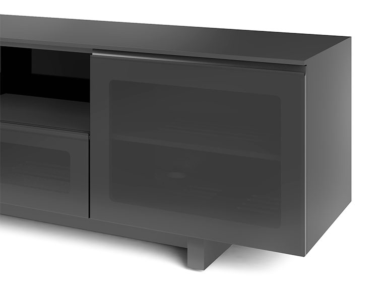 BDi Nora Contemporary Media Cabinet IR Doors