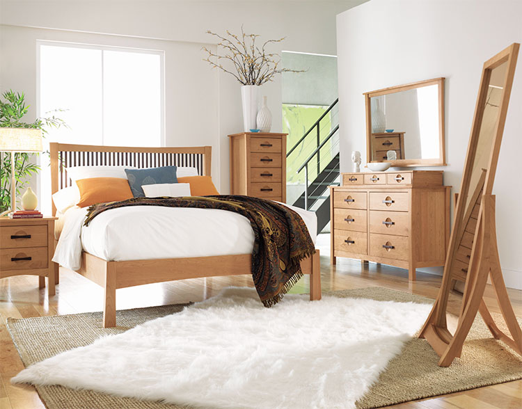 Copeland Berkeley Bedroom Furniture