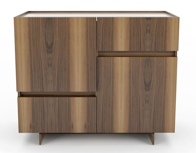 Huppé Dining Room Sideboard 48""