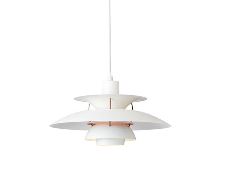 Louis Poulsen PH 5 & PH 50 Pendant Light