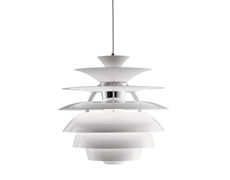 Snowball Contemporary Pendant Light