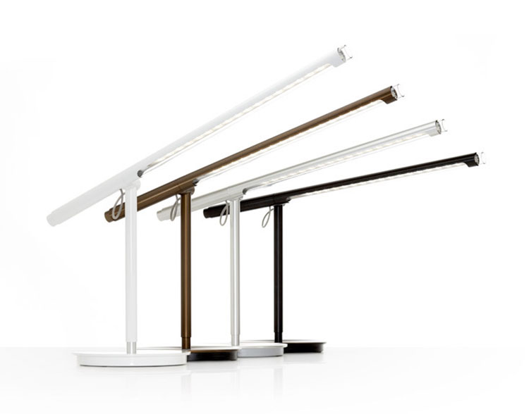 Pablo Brazo LED Task Lamp Finishes