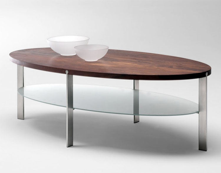 Naver Contemporary Coffee Table