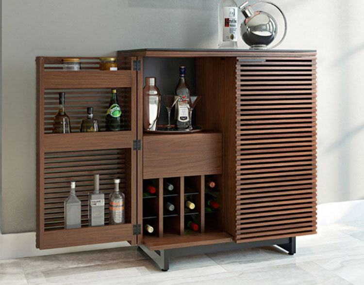 BDi Corridor Contemporary Bar Furniture