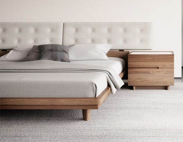 Nelson Contemporary Bedroom