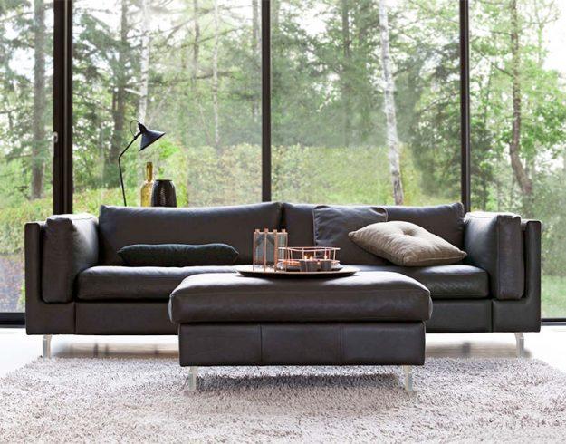 Theca Frisco Contemporary Sofa