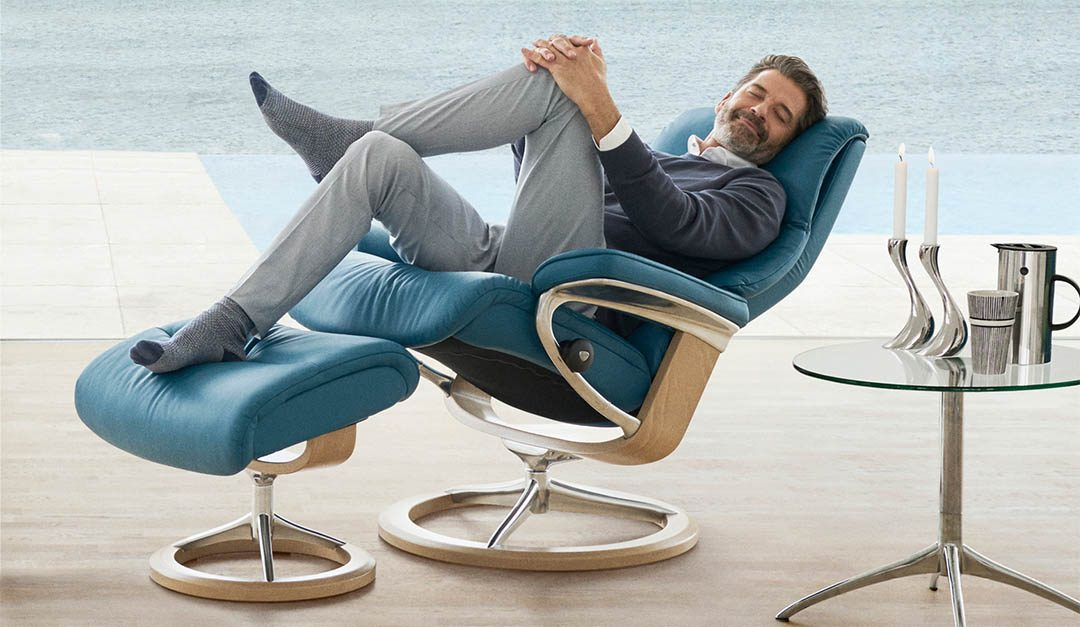 How To Select The Right Stressless Recliner Sarasota Modern
