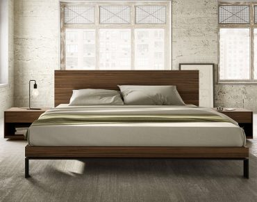 Mobican Bora Contemporary Bed