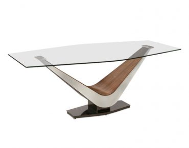 Victor Modern Dining Room Table