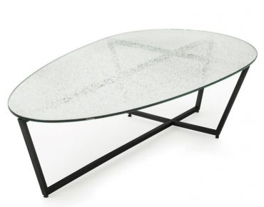 Glassisimo Modern Drop Coffee Table