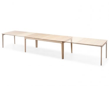 Skovby #27 Extendable Dining Table