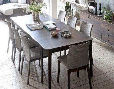 Skovby SM-27 Contemporary Dining Table