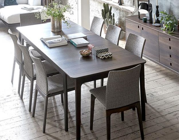 Skovby SM-27 Contemporary Dining Table