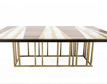 Glassisimo Wingtip Dining Table